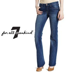 7 For All Mankind Bootcut Jeans - Size 27